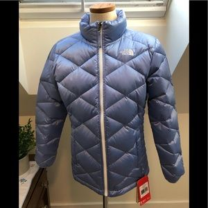 NWT North face girls size 18 lavender jacket🌸❤️